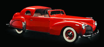 Art Of The Design 1940 Lincoln Continental Hemmings