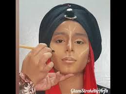 alladin makeup jafar makeup look