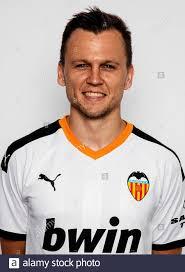 Football Spain - La Liga Santander 2019-2020 / ( Valencia Club de Futbol )  - Denis Dmitrievich Cheryshev