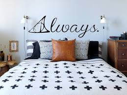 Always Vinyl Wall Decal 14 35 Harry Potter Gifts For Couples Popsugar Middle East Love Photo 8