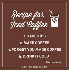 i can t stop laughing so true iced coffee recipe funny