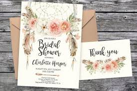 24 bridal shower invitation designs