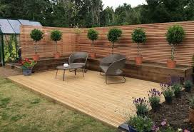 the most of your gardens decking