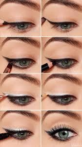 easy black eye makeup tutorial