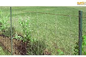 Amazon Com Mtb Sturdy Duty Fence Post U Post 6 Feet Pack Of 5 Garden Outdoor