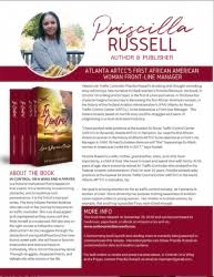 Priscilla Russell Author and Publisher. Atlanta ARTCC's First African  American Female Front Line Manager. - PR.com