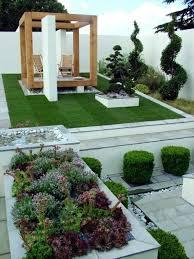 landscape modern garden design