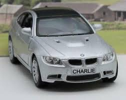 plate silver bmw m3 coupe boys toy car
