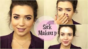 no makeup look sick saubhaya makeup