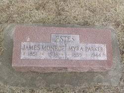 """Almira """"Myra"""" Parker Estes (1855-1944) - Find A Grave Memorial"""