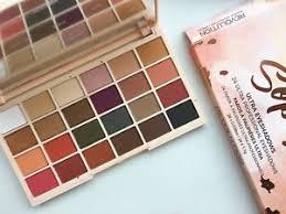 new makeup revolution soph x eyeshadow