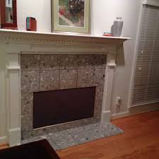 insulated magnetic decorative fireplace