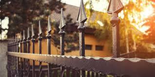 Iron Fences Houston Sentry Garage Door Gates