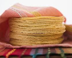 low calorie homemade corn tortillas recipe