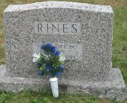 Iva E Reynolds Rines (1908-1984) - Find A Grave Memorial