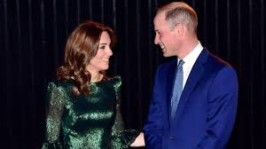 Kate Middleton Shows Some PDA With Prince William as She Dazzles in Ireland