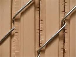 How To Install Winged Slats For A Chain Link Fence