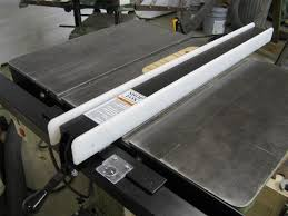 Review Shop Fox Table Saw Fence Gets Good Marks By Mart Lumberjocks Com Woodworking Community