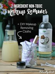 2 ing non toxic makeup remover