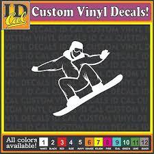 Snowboard Snowboarding Winter Sports Outdoors Car Truck Vinyl Decal Sticker Ebay