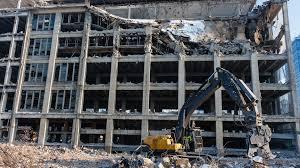 ways to demolish a building