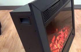 install an electric fireplace insert