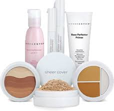 mineral makeup from sheer cover studio