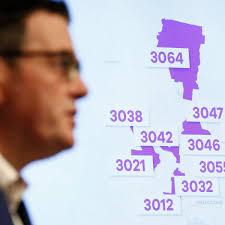 Melbourne suburbs lockdown announced as ...