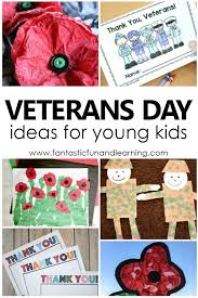 teaching kids about veterans day