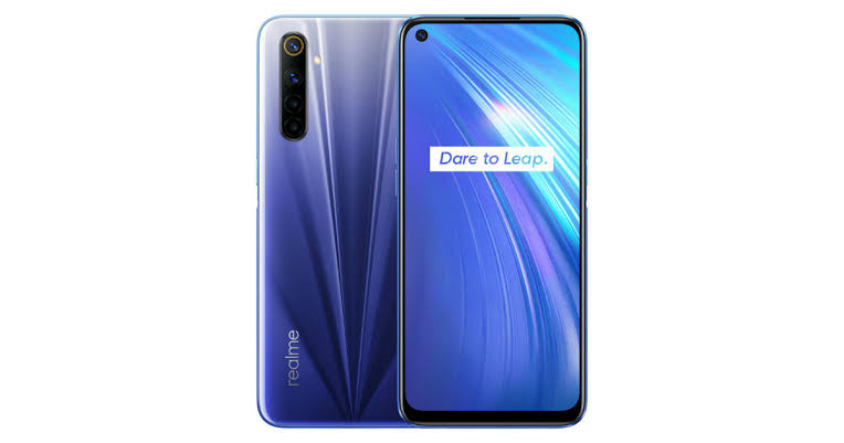 Realme 7:  Realme 7 with 5,000mAh battery to go on sale today via Flipkart