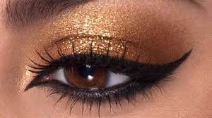 how to do eye makeup for indian dance