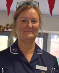 Adele Cooper in uniform | Eastgate Care