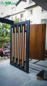 Diy Garden Gates Projects In 2020 Modern Landscape Design Front Yard Modern Landscape Design Modern Landscaping