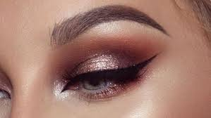 rose gold makeup looks you really need