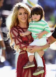 the best family photos of shakira s son