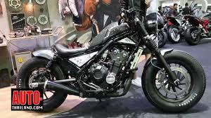 honda motorcycle motor expo 2016 thai