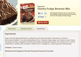 the best brownie mix on the market