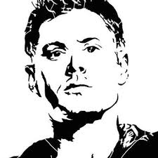 Other Car Truck Decals Stickers Auto Parts And Vehicles Car Window Wall Supernatural Dean Face Sticker Vinyl Decal Laptop Skin Room Megeriancarpet Am