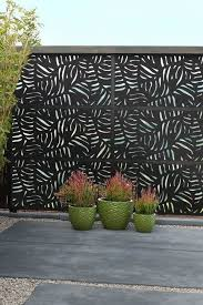 11 Backyard Fence Ideas Garden Fence Options For Privacy