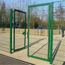 Metal Modern Gates Design And Fences Powder Coated Curved Wire Mesh Fence Panel Buy Metal Modern Gates Design Powder Coated Curved Wire Mesh Fence Panel Fence And Gate Product On Alibaba Com