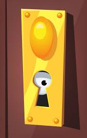 Resultado de imagem para BEHIND THE DOOR
