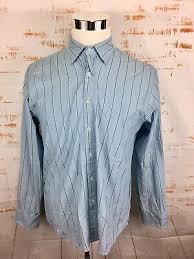 steven alan navy striped cropped collar