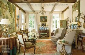 Francophile Peggy Stone and son and architect Duane Stone designed and  decorated this beautiful Buckhead home. The home, which … | Home, Home  decor, Interior design