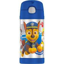 Thermos 12 Oz Kid S Funtainer Insulated Water Bottle Paw Patrol Sold By Forza Sports Rakuten Com Shop