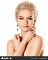 fashion model beauty portrait woman