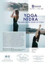 cusco yoga nidra with kate bullen