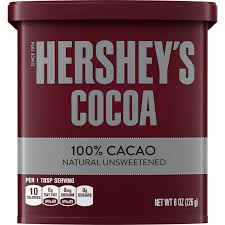 hershey s natural unsweetened cocoa