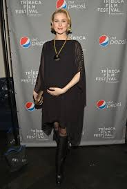 Evan Rachel Wood attended the A Case Of You after party in a black | The  Tribeca Film Fest Supplies Us With One Chic Look After Another