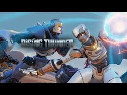 rising thunder a pc only free to play