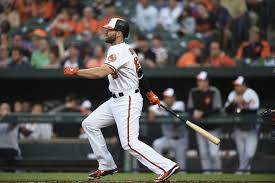 Back in cleanup spot, Davis homers as Orioles top Angels 5-1 | WTOP